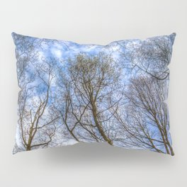 Into The Trees Pillow Sham