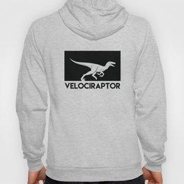 Velociraptor Dinosaur Hoody