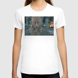Ragnar Lothbrok Painting, King of the Northmen T-shirt