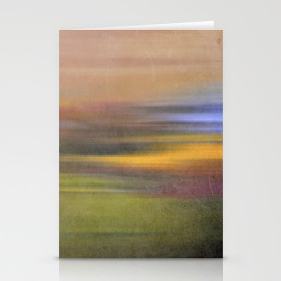 colour square Stationery Cards