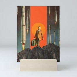 The Departure Mini Art Print