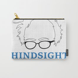 Bernie Sanders Hindsight 2020 Carry-All Pouch