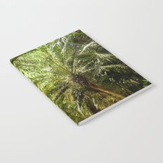 Tropical Palms Notebook