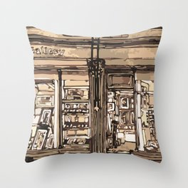 Gallery_1 Throw Pillow