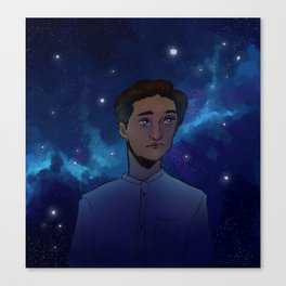 Hey There, Starboy Canvas Print