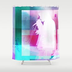 Alice Glass | Project L0̷SS   Shower Curtain