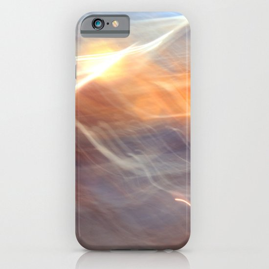 Earth , Wind & Fire (abstract) iPhone & iPod Case