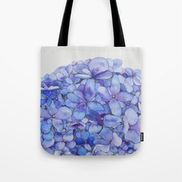 Watercolour Hydrangea Tote Bag