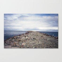 Rockaway Canvas Print