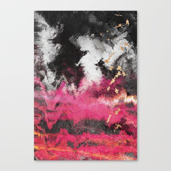 Pink Fusion  Canvas Print