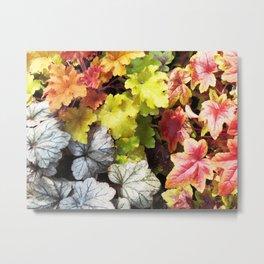 Fresh Autumn Metal Print
