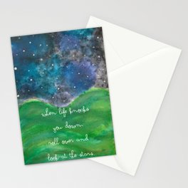 Look At The Stars Stationery Cards