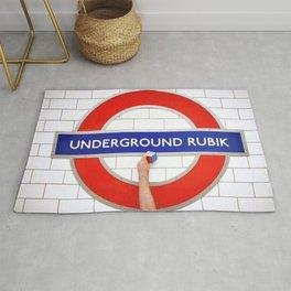 Underground Rubik Rug