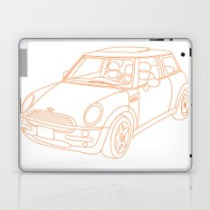 My Mini Cooper Laptop & iPad Skin