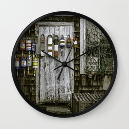 Rockport Wall Clock