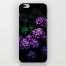 Hydrangea 01 iPhone Skin