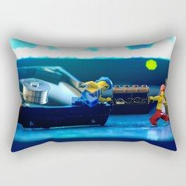 It's Not it-Robbing Rectangular Pillow