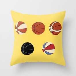 No Difference... Throw Pillow