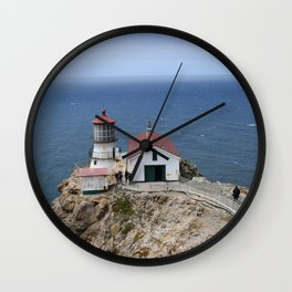 Point Reyes Light house Wall Clock