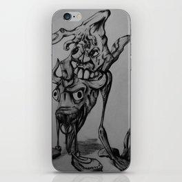 Toxic Tom iPhone Skin