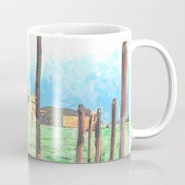 Gondola Moorings Coffee Mug