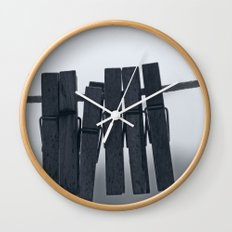 In a pinch #3 Wall Clock