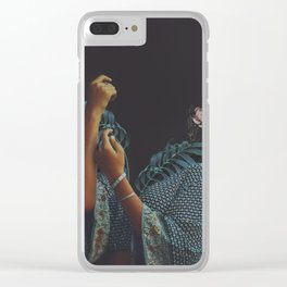 Seconds Before Dawn Clear iPhone Case