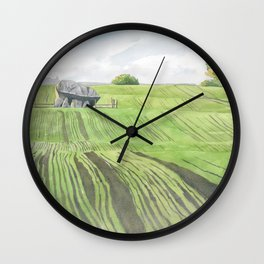 Brownshill Wall Clock