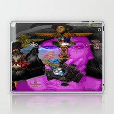 BECAUSE OF YOU Laptop & iPad Skin