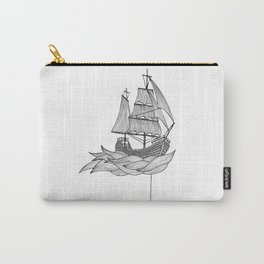 The ship Carry-All Pouch