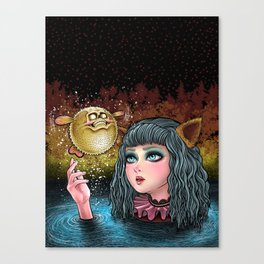 Winya No. 28 Canvas Print