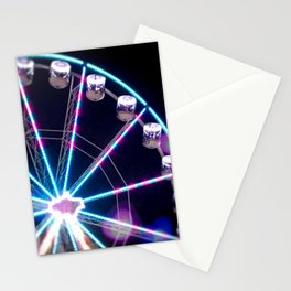 Night ride Stationery Cards