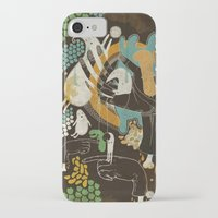 surrealism iPhone & iPod Cases featuring surrealism by Judit Varga