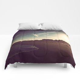 Ocean City Beach Comforters