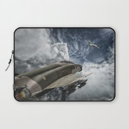 Phantom vs Mig 17 Laptop Sleeve