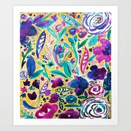 Sunshiny Day Art Print