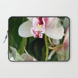 The Gift of an Orchid Laptop Sleeve