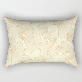 Displaced  Rectangular Pillow
