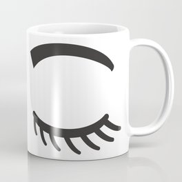 Girl eyes #society6 #decor #buyart #artprint Coffee Mug