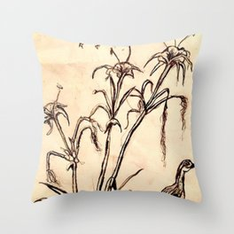 Cairns Encounters Throw Pillow