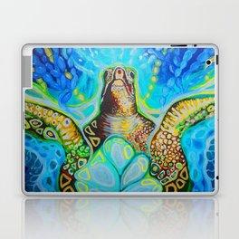 Magic Sea Turtle Laptop & iPad Skin