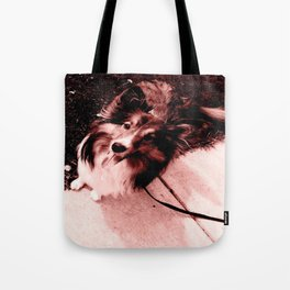 Patiently Waiting... Tote Bag