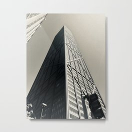 Hancock Metal Print