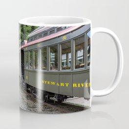 White Pass and Yukon Railroad Coffee Mug