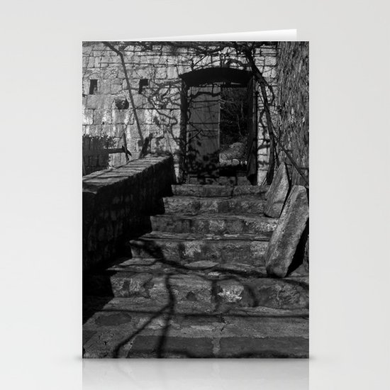 Passage Out Stationery Cards
