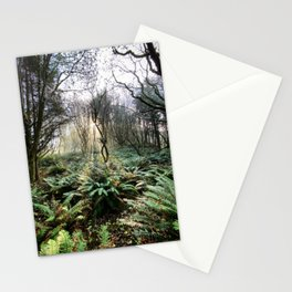 Floor of Ferns by Seasons Kaz Sparks Stationery Cards