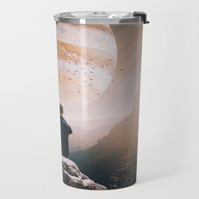 A Weird Planet Travel Mug