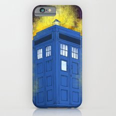The TARDIS iPhone 6s Slim Case