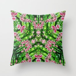 Vines Throw Pillow