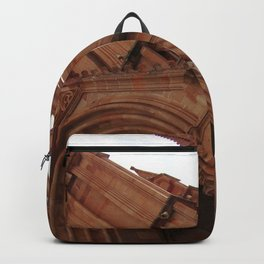 Fatima  church Backpack